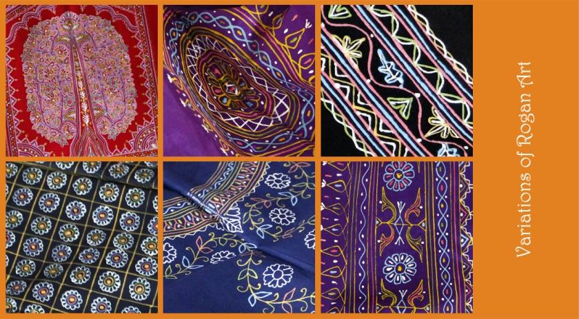 rogan art variation by artishaa