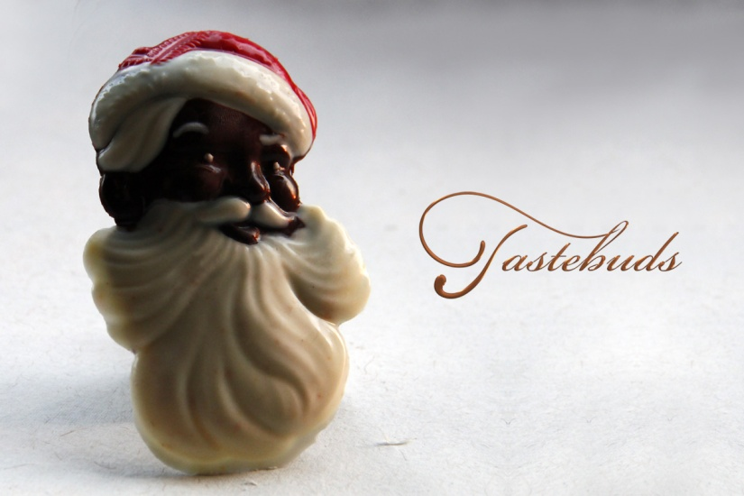 Santa-Christmas-Tastebuds Chocolate