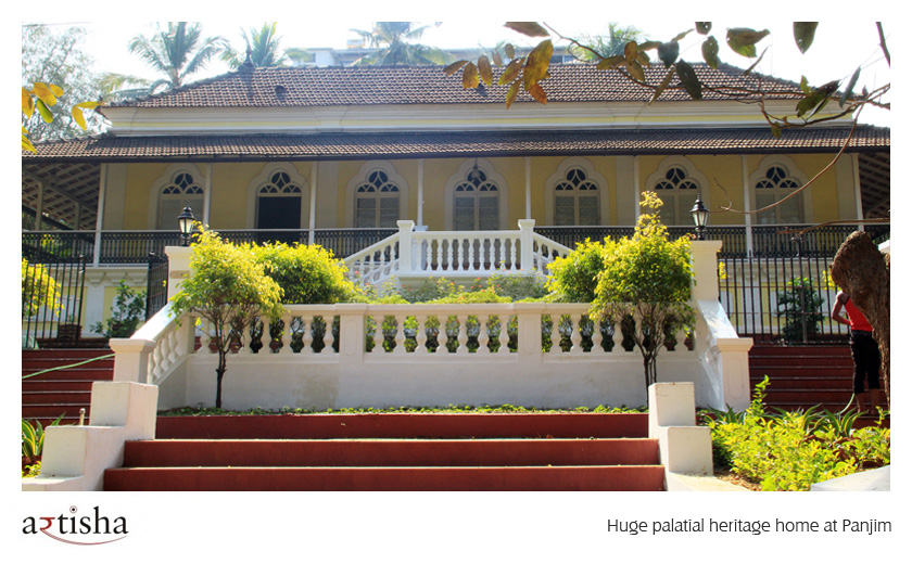 Architecture of goa homes for Architecture design for home in goa